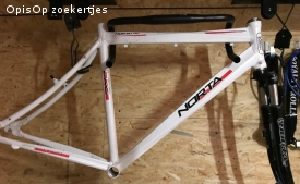 Norta LCR limited edition frame
