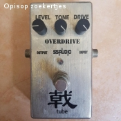 Overdrive ss audio
