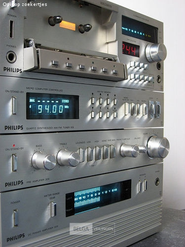 Philips mini set
