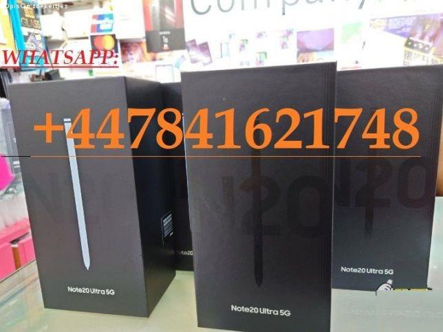 Samsung Galaxy Note 20 Ultra 5G, S20 Ultra 5G, Whatsap +4478